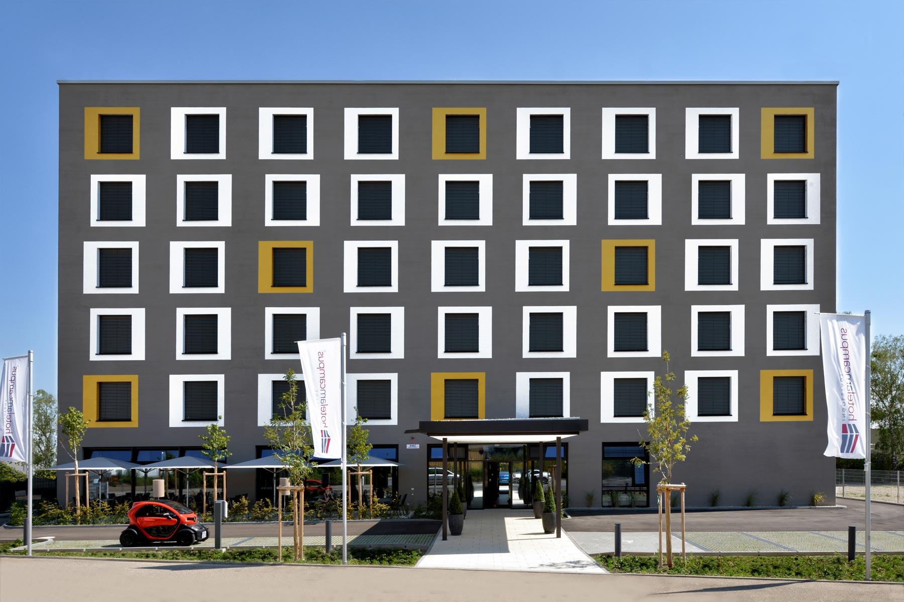 Hotel Am Campus In Ingolstadt Ihr Business Hotel Mit